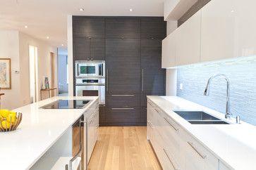 Modernist House Modern Kitchen