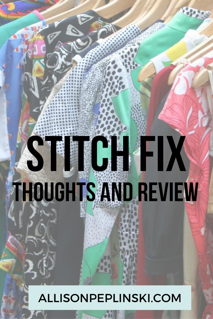 Stitch Fix Review Stitch Fix Baby Fashion Stitch