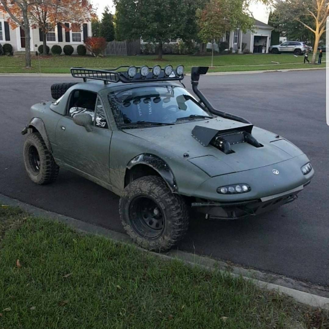 Off Road Mx5 Gingium Random Crazy Crap Pinterest