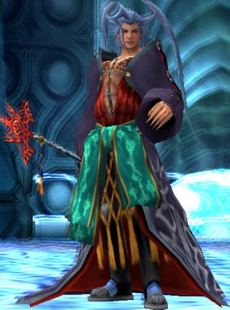 Seymour Guado Final Fantasy Final Fantasy X Bravest Warriors