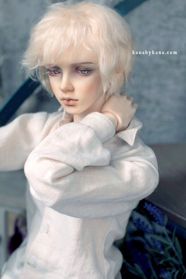 Kana doll no.3 Adrian. He looks deary and amazing | BJD ...