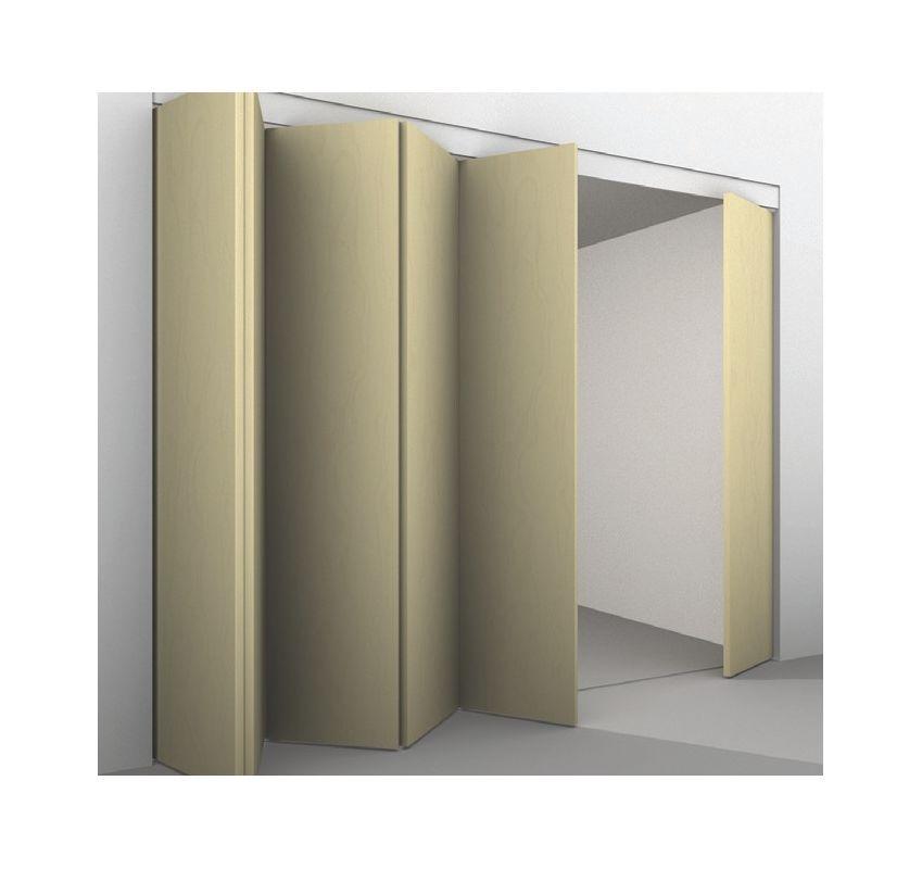 Hafele 943 29 012 N A Hawa Variofold Additional Fitting Set For Single 176 Lb Sliding Folding Panels In 2020 Pivot Doors Folding Doors Folding Walls