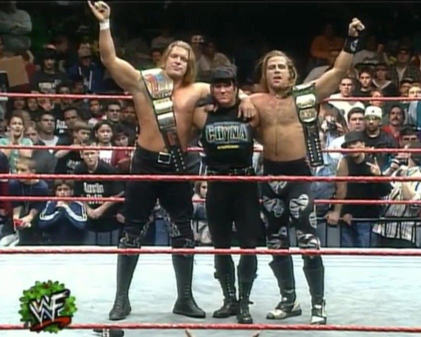 Triple H & HBK Shawn Michael | Stephanie mcmahon, Shawn