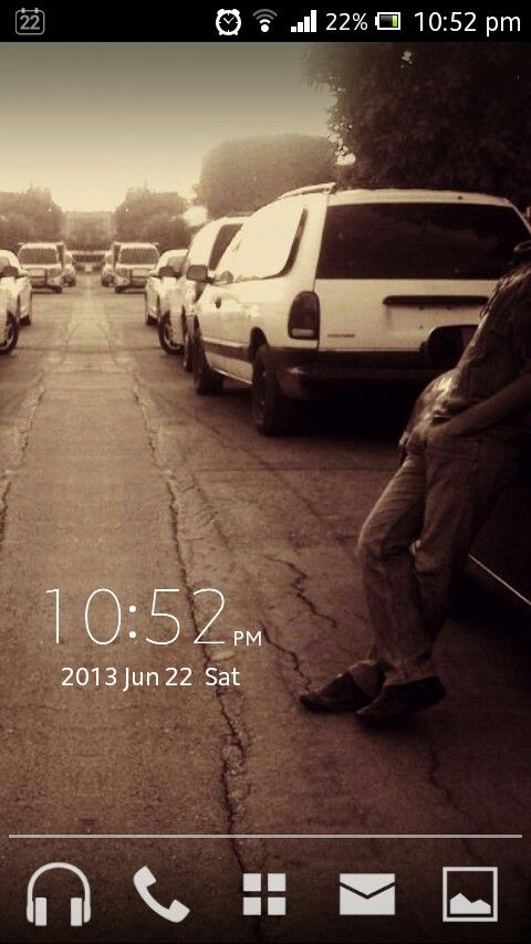 Me enamoré de mi celular <3