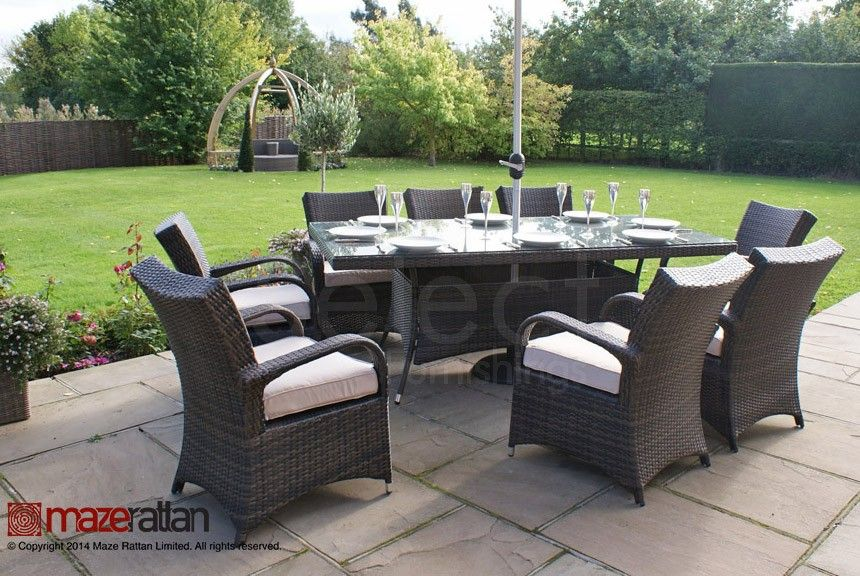 maze rattan garden furniture dubai