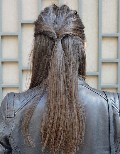 30 coiffures pour un mariage d'été Trenzas Coiffure