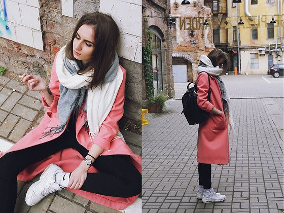 Get this look: http://lb.nu/look/7874186  More looks by Dasha Rosenfeld: http://lb.nu/user/1336699-Dasha-R  Items in this look:  Asos Scarf   #casual #grunge #street