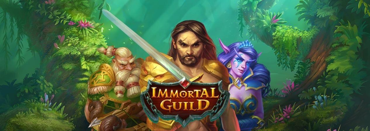 Spiele Immortal Guild - Video Slots Online