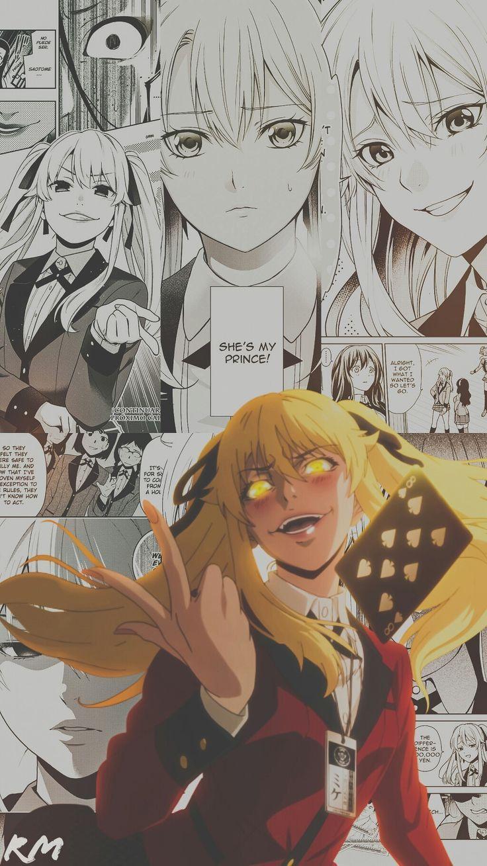 Fanart of my favorite kakegurui girl! Kakegurui Wallpaper Runa Pc - Anime Wallpapers