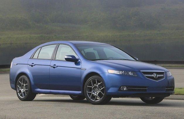 Acura Recalling Over 52 000 Tl Sedans Over Power Steering Hose Acura Tl Acura Cars Acura