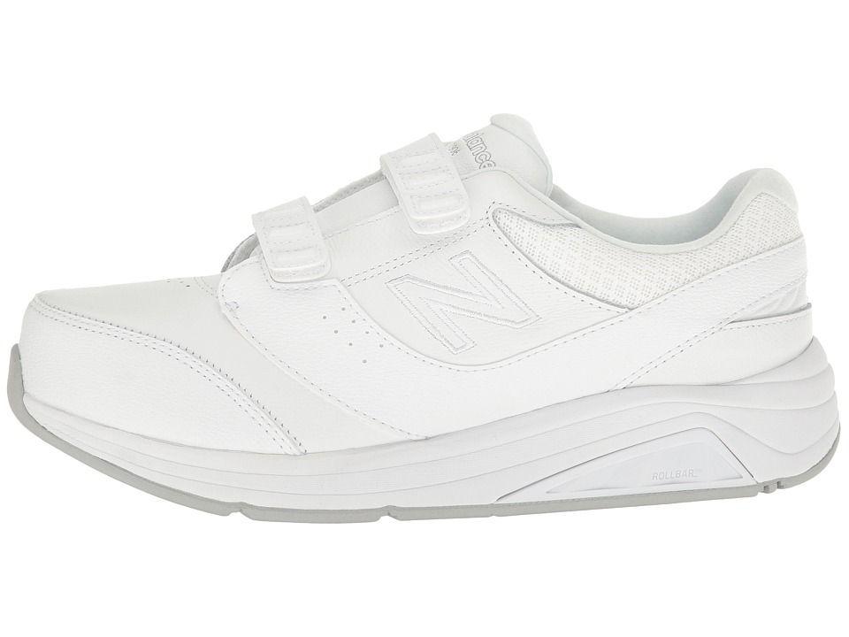 New Balance WW928v3 Women's Walking Shoes White/White