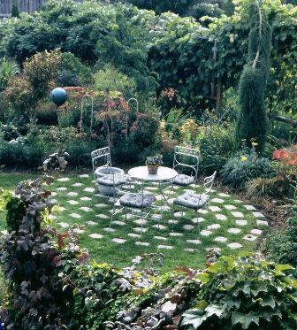 Circularpaversyakima In 2020 Dream Garden Outdoor Garden Amazing Gardens