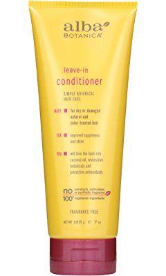 Alba Botanica Leave-In Conditioner