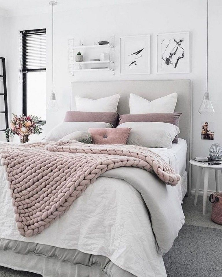 Very Colorful Bedroom: 32+ Top Sweet Colorful Bedroom Decoration Ideas