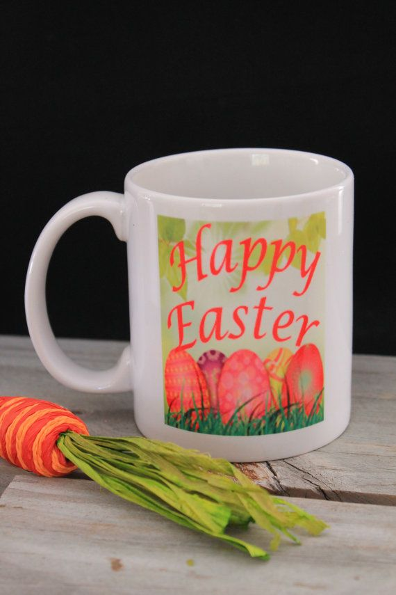 Easter coffee mug fun easter gift happy easter mug11oz ceramic easter coffee mug fun easter gift happy easter mug11oz ceramic coffee cup negle Choice Image