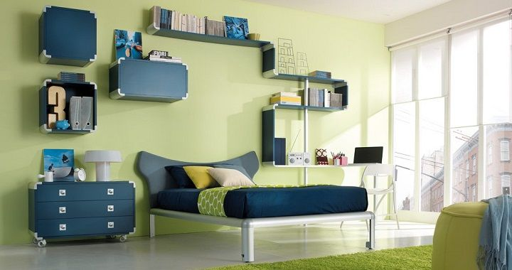 Decorar cuartos para adolescentes ideas para el hogar for Disenos de interiores de cuartos juveniles