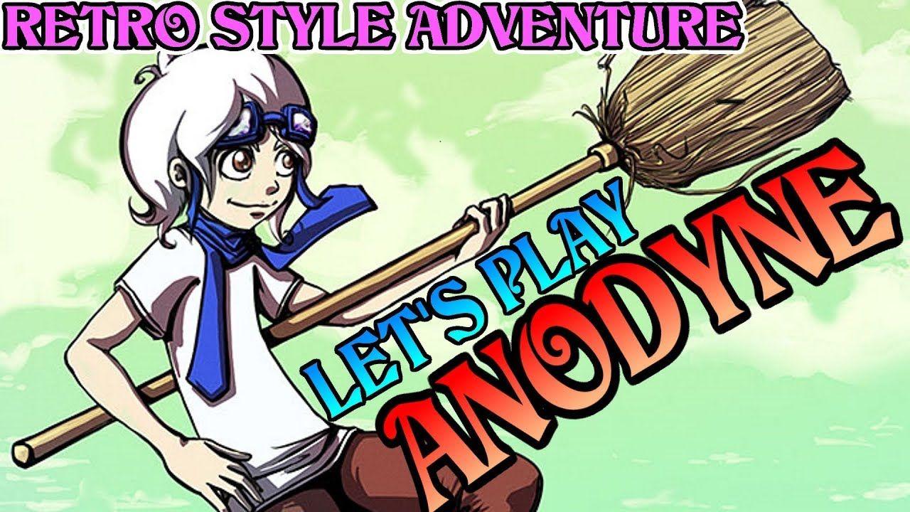Part 14 ANODYNE Nintendo Switch LetsPlay Walkthrough