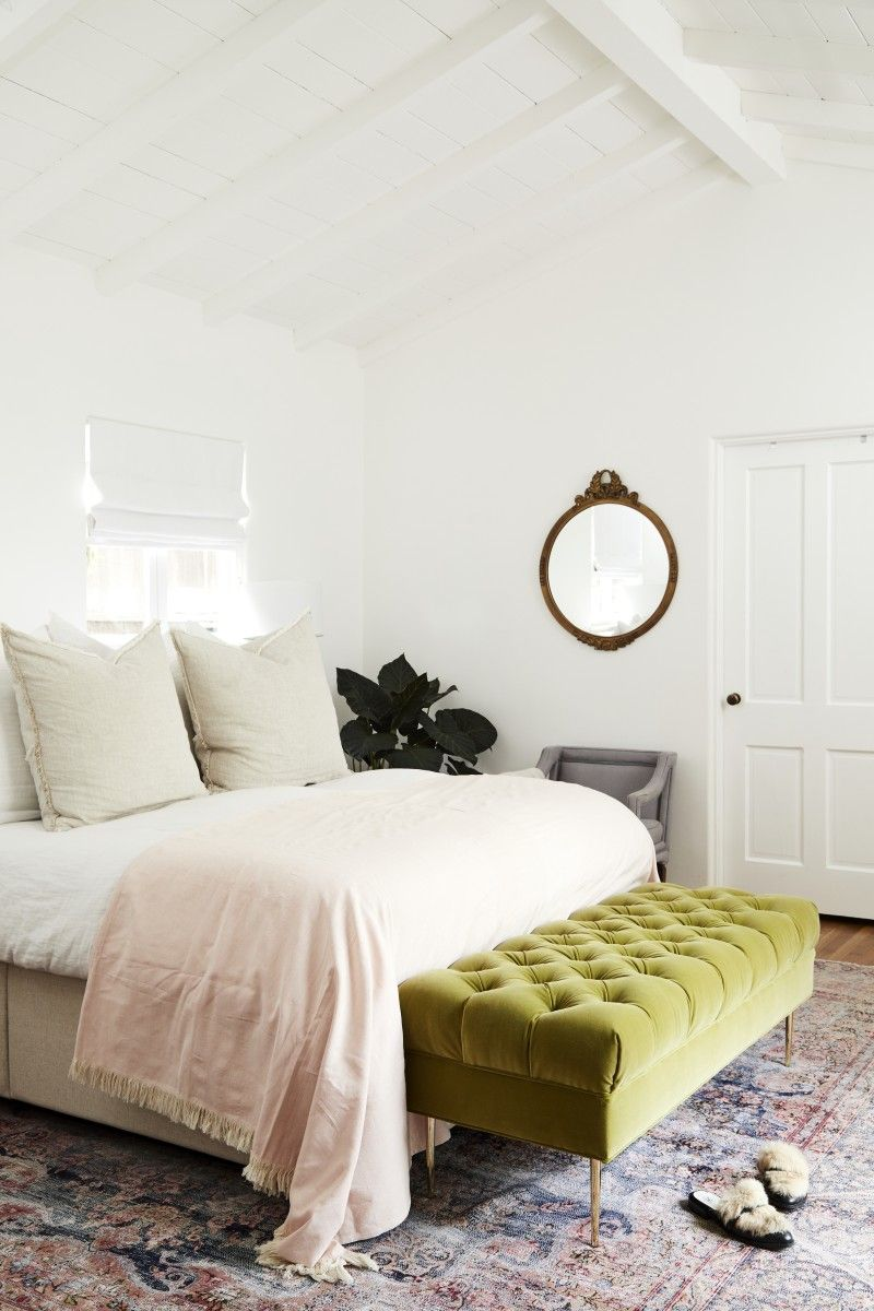 Tour Hillary Kerr S Silverlake Bungalow Home Bedroom Bedroom