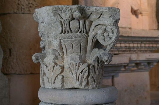 Capitello Composito Museo Di Saintes Musee Decoration Chapiteau