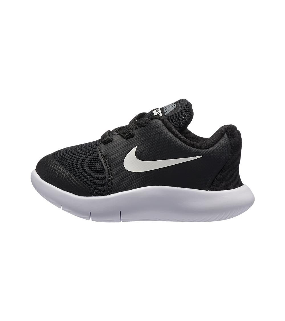 dce8b95da60 Nike Flex Contact 2 TDV Kids Black White