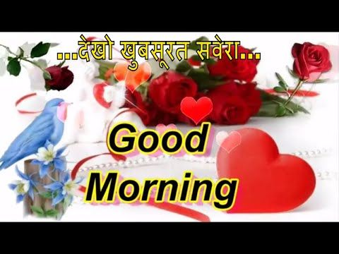 Good Morning Video Whatsappwishesgreetingsweet