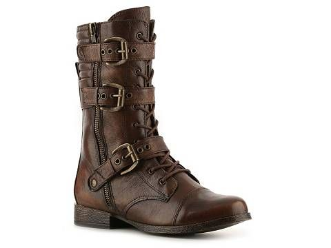 668cb068da4 Steve Madden Bickett Boot | DSW | My Style | Shoes, Boots, Shoe boots