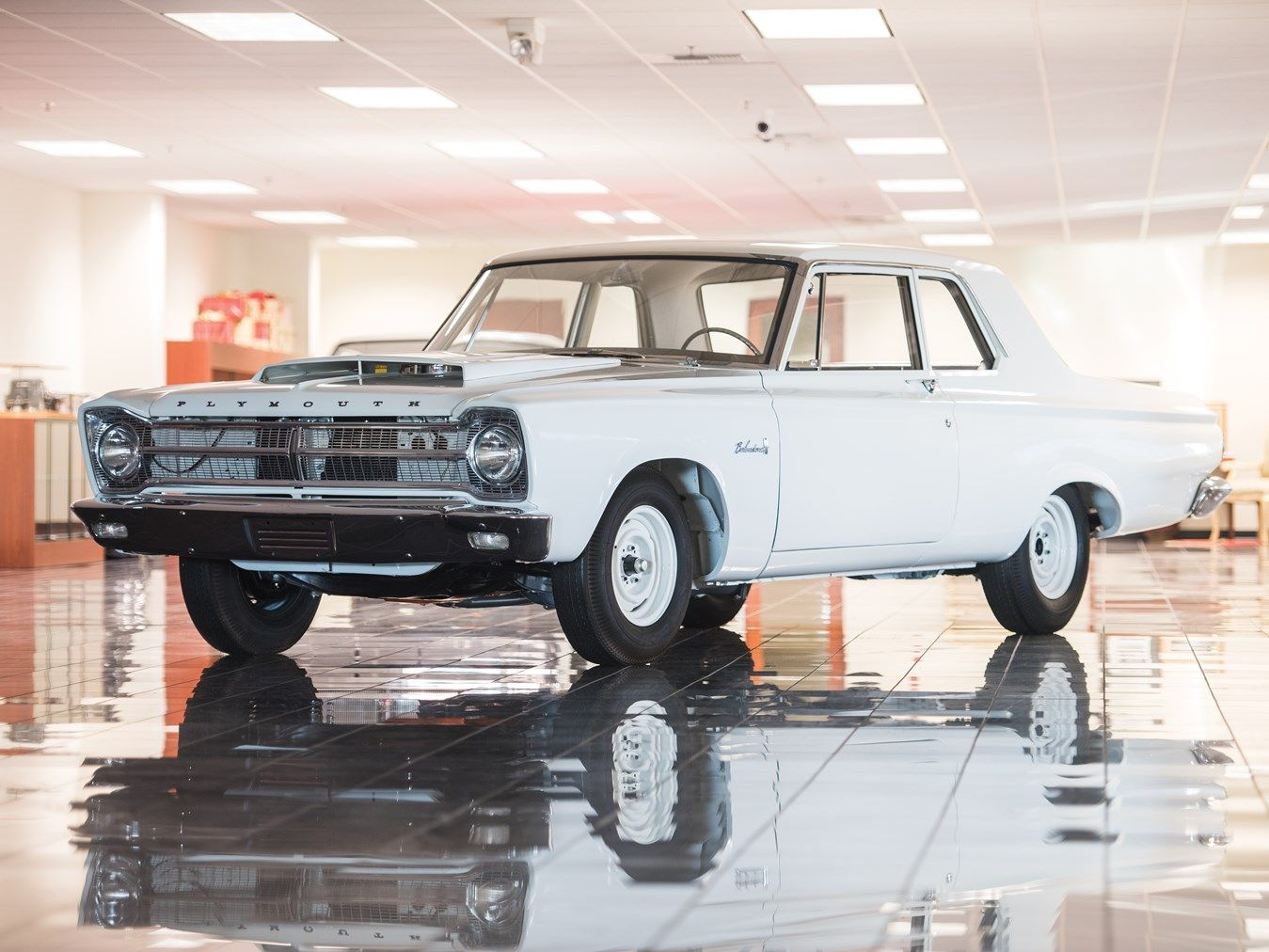 1965 Plymouth Belvedere I Super Stock Lightweight | Muscle Cars ...
