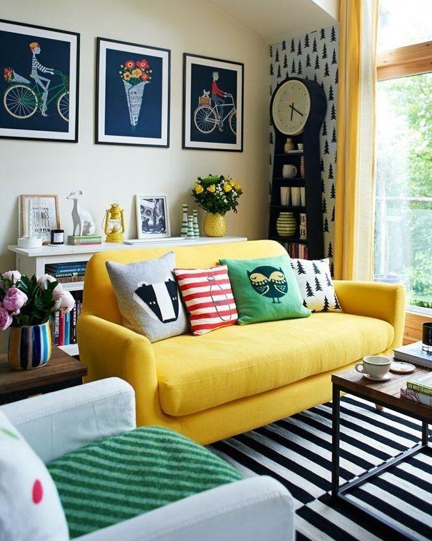 Il dettaglio è giallo   Dream House   Pinterest   Arredamento ...