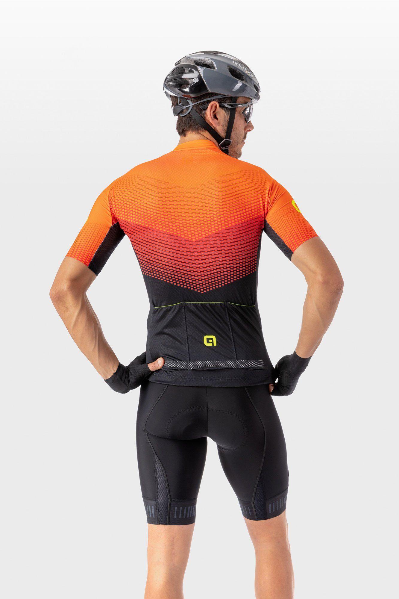 Alé Men's PRR Delta Short Sleeve Cycling Jersey - Medium