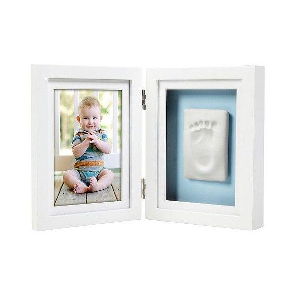 Pearhead Babyprints Desk Frame (85 BRL) ❤ liked on Polyvore ...