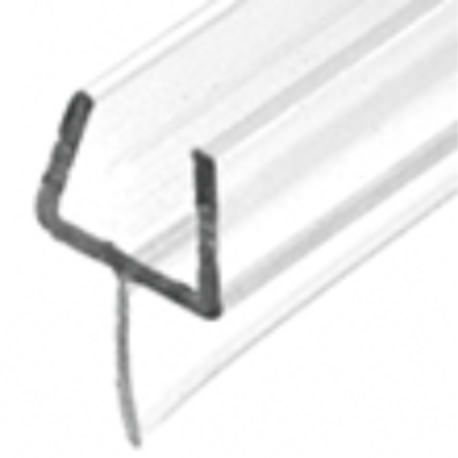 One Piece Bottom Rail With Clear Wipe Shower Seal Available For 10mm Glass P501br 12mm Glass P660br Replacement Shower Doors Shower Screen Shower
