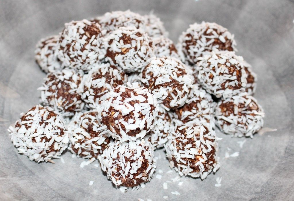 chokladbollar med banan viktväktarna