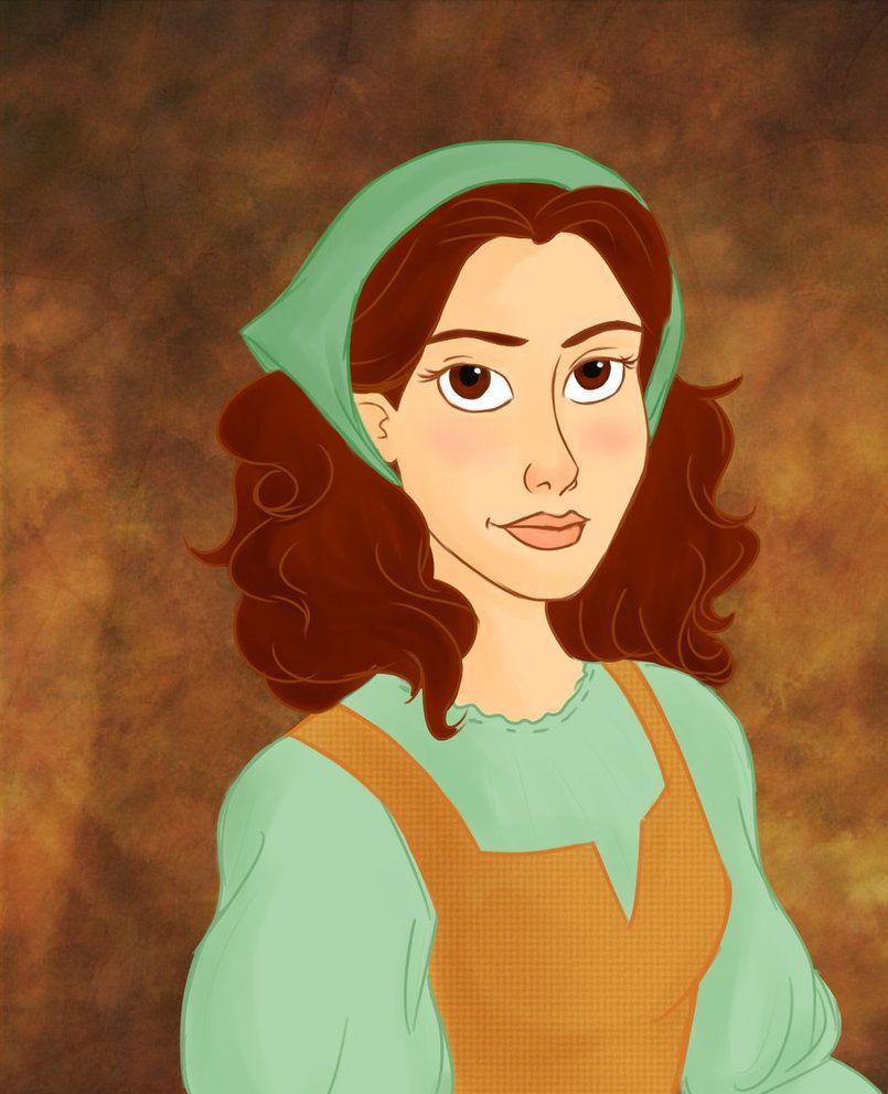 The Inventor S Wife Disney Princess Art Disney Beauty And The Beast Disney Fan Art