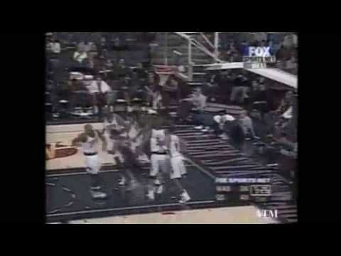 Rod Strickland - Amazing body control
