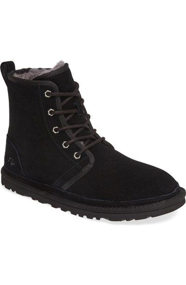 UGG® Harkley Lace-Up Boot (Men) available at #Nordstrom