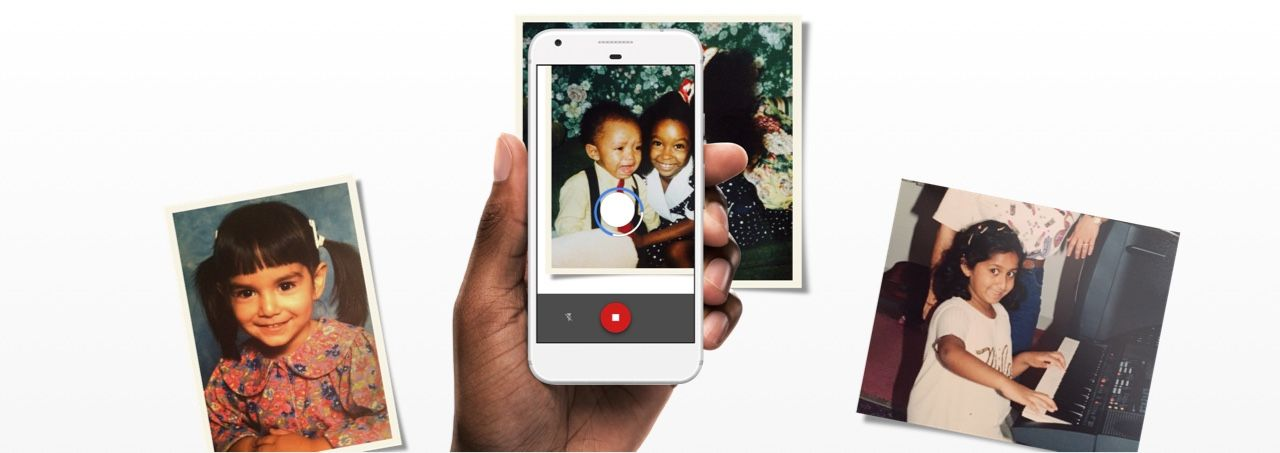PhotoScan, A New App by Google for Quickly Capturing and