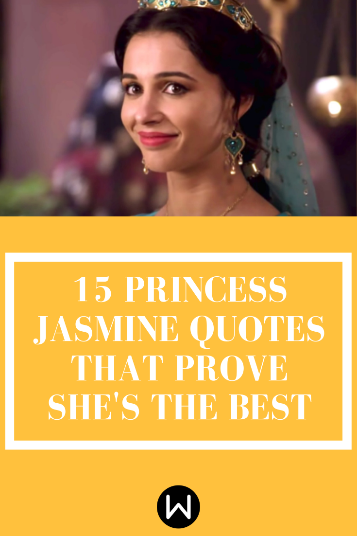 You Ll Love Princess Jasmine Even More After Reading These 15