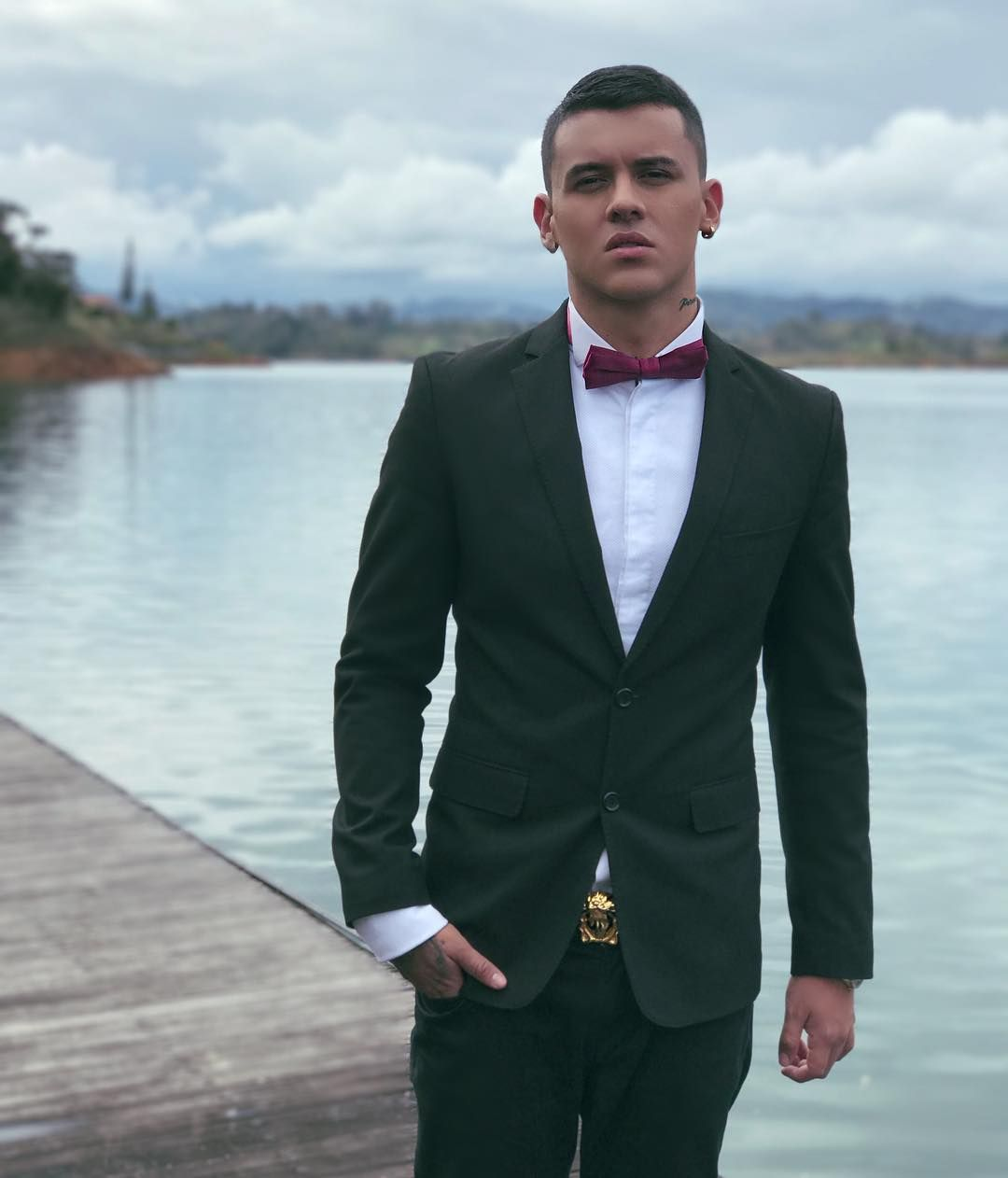 ¿Cuánto mide Kevin Roldán? - Altura - Real height Dfde121263647c8980ee92b3e9413bfd