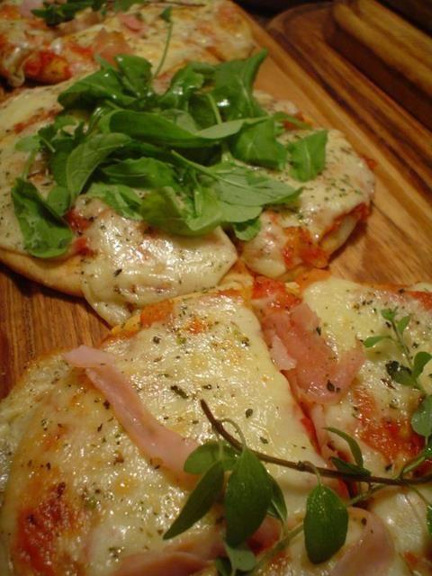 Pizza, podría vivir a pizza!!