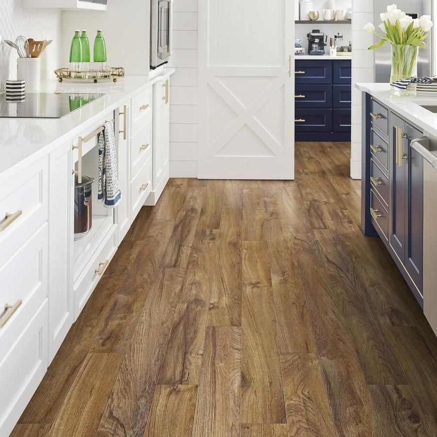 Shaw Matrix 14 Piece 5 9 In X 48 In Resort Teak Luxury Vinyl Plank Flooring Lowes Com Lowes Vinyl Plank Flooring Vinyl Plank Flooring Waterproof Vinyl Plank Flooring