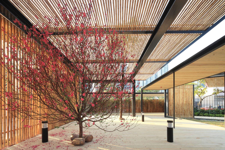 Estação Verde Comunitária,Cortesia de Architectural Services Department