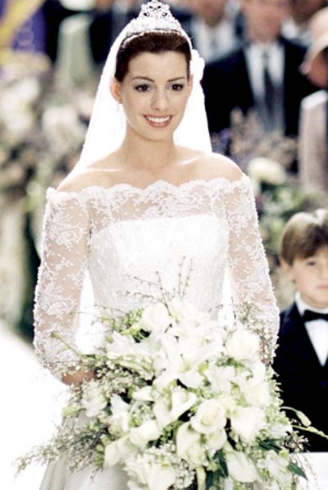 Princess-Diaries-Wedding-Dress   Hope Chest   Pinterest   Wedding ...