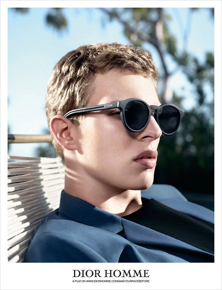 dea52a68bf37 Tim Schuhmacher for Dior Homme SS14 by Willy Vanderperre