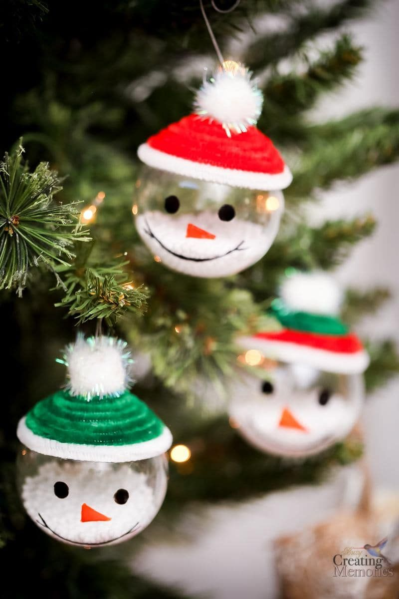 Experience The Magic Of Winter Fun By Decorating W These Easy