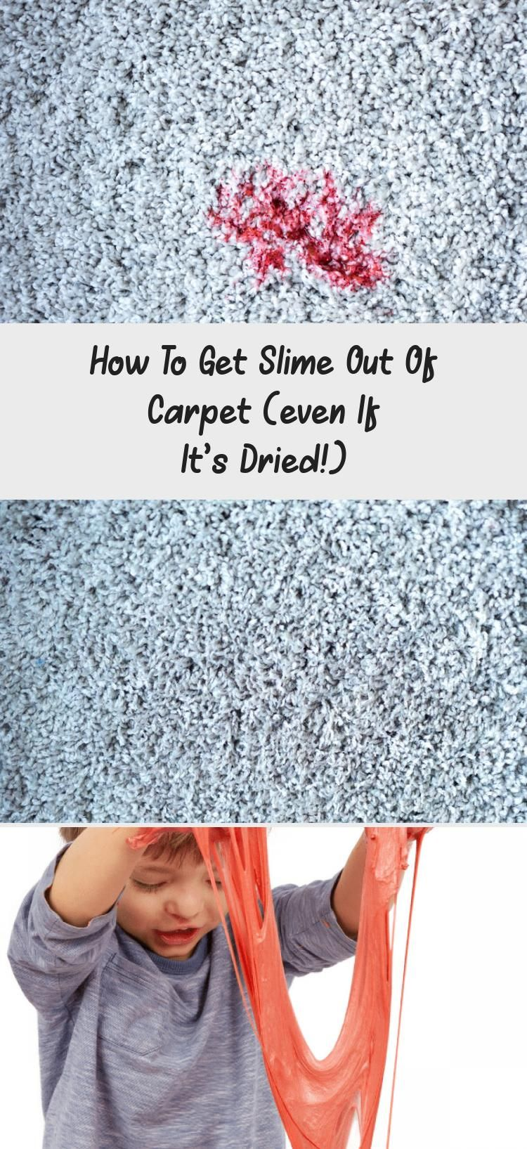 How To Get Slime Out Of Carpet Very Easy Cleaning Tip For How To Get Dried Slime Out Of Carpet It S Easy To Remove Slime Fro How To Clean Carpet Carpet