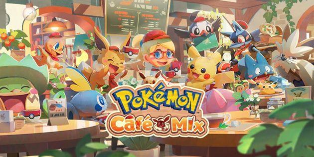 ein puzzler der anderen art - pokémon café mix erscheint
