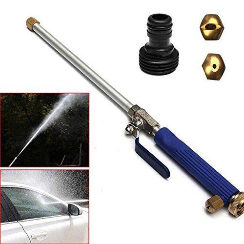 Ragdoll50 High Pressure Washer Water Gun Spray Nozzle Garden Hose Attachment  For Washing Cars Cleaning Decking Paths Driveways Fences