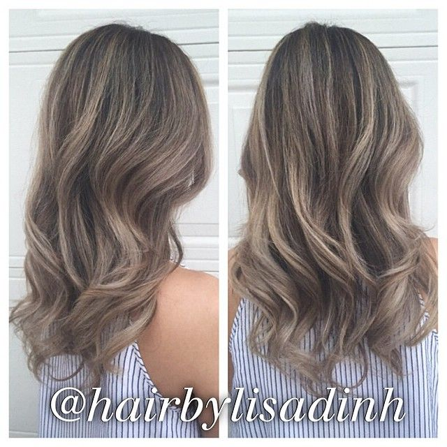 Mulpix Ash Blonde Dimensional Balayage On Joanna Formula Lightener 30 Vol Toner T14 T10 Beige To Cool Hair Color Blonde Hair Color Ash Hair Color