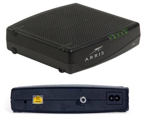 Extreme Arris CM820A DOCSIS 3 Modem Has IPV6 Comcast