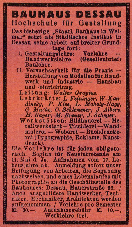 AnzeigeBauhaus - Bauhaus - Wikipedia
